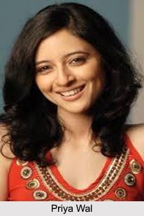 Priya Wal, Indian TV Actress
