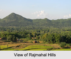 Rajmahal Hills, Jharkhand