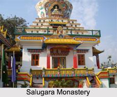 Salugara Monastery, Siliguri, West Bengal