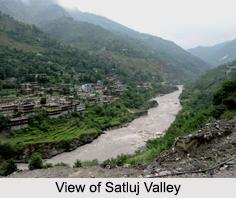 Satluj Valley, Himachal Pradesh
