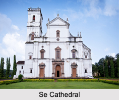 Se Cathedral, Churches in Goa
