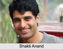 Shakti Anand, Indian TV Actor