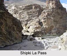 Shipki La, Himalayan Mountain Range