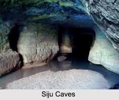 Siju Caves, Meghalaya
