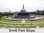 Smriti Park Stupa, Patna