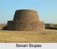 Sonari Stupa, Madhya Pradesh