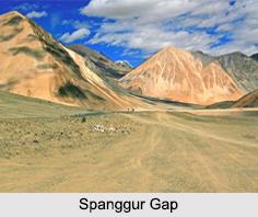 Spanggur Gap, Himalayan Mountain Range