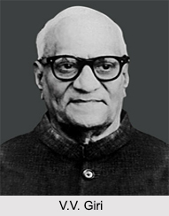 V. V. Giri, Fourth President of India