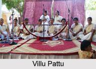 Villu Pattu, Folk Music of Tamil Nadu
