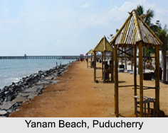 Yanam Beach, Puducherry