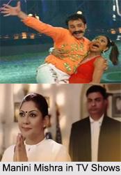 Manini Mishra, Indian TV Actress