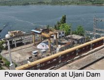 Ujani Dam, Maharashtra