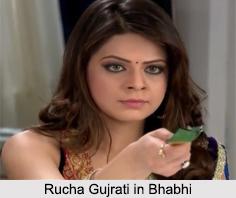 Rucha Gujrati, Indian Television Actress
