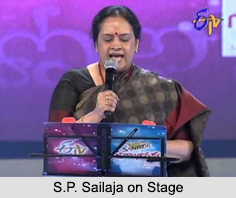 S.P. Sailaja, Indian Playback Singer