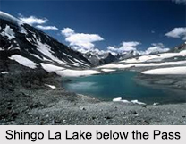 Shingo La Pass, Himalayan Mountain Range