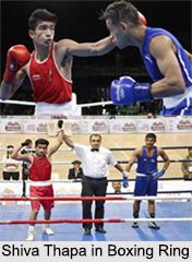 Shiva Thapa, Indian Boxer