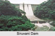 Siruvani Waterfalls, Tamil Nadu
