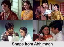 Abhimaan, Indian Movie