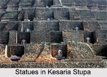 Kesaria Stupa, Bihar