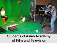 Asian Academy of Film and Television, Indian Film Institute