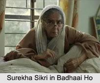 Surekha Sikri, Hindi Theatre Personality