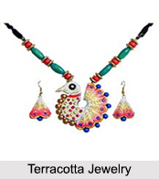 Coloured Terracotta Dolls, West Bengal
