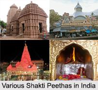 Shakti Peethas in India, Shaktism