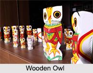 Wooden Dolls, West Bengal