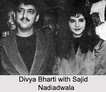 Divya Bharti, Indian Movie Actress