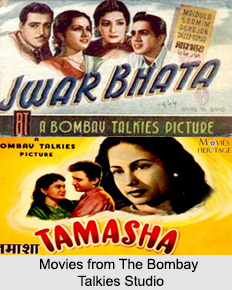 The Bombay Talkies Studio, Indian Movie Production House