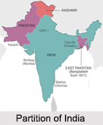 Mountbatten Plan, Partition of India