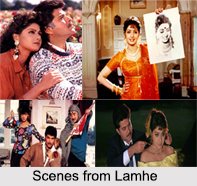 Lamhe, Indian movie