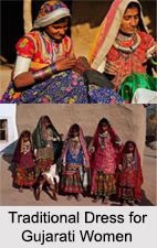 Traditional Dress of Gujarat