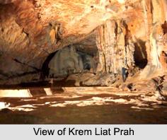 Krem Liat Prah, Meghalaya