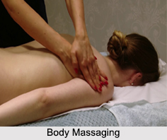 Preparation for Massaging, Body Massage