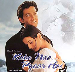 Kaho na Pyaar Hai , Indian movie