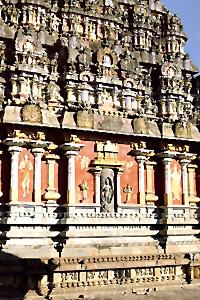 Sculpture of Kampaharesvara Temple