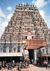 Karuvoor Aanilai Temple