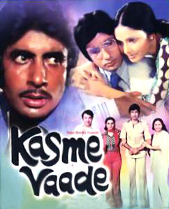Kasme Vaade, Indian movie