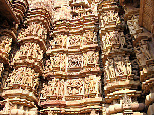 Khajuraho Temple Architecture