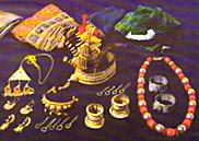 Khasi Jewellery art