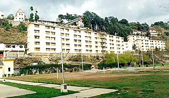 Lal Bahadur Shastri National Academy of Administration at Mussourie - Selected candidates of Indian Forest Service are sent here for basic training