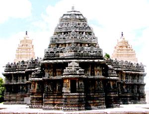 Sculpture Of Lakshmi Narasimha Temple, Nuggehalli, Hoysala Sculpture