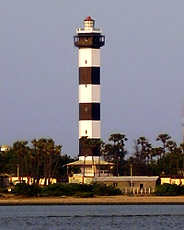 Light House at Pulicat