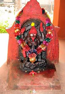 Maa Lankeshwari Temple at Junagarh