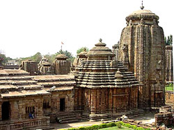 Lingaraj Temple of Old Bhubaneswar