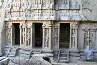 Cave temple of Mahabalipuram