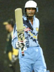 M Azharuddin, Indian Cricket