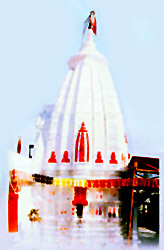 Temples in Raipur, Chhattisgarh