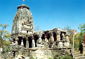 Mahishasur Mardini Temple, Chaiturgarh, Korba, Chhattisgarh
